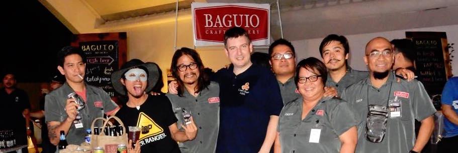 Manila Baguio Craft Beer