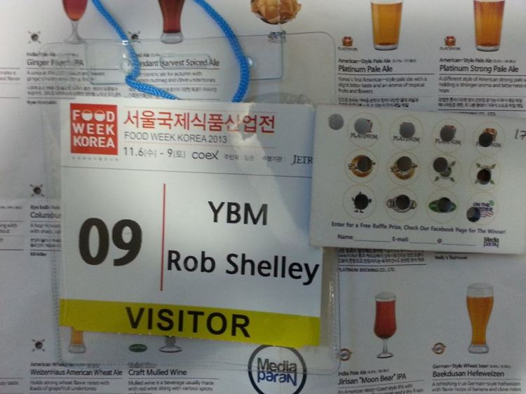 craft beer fest seoul korea