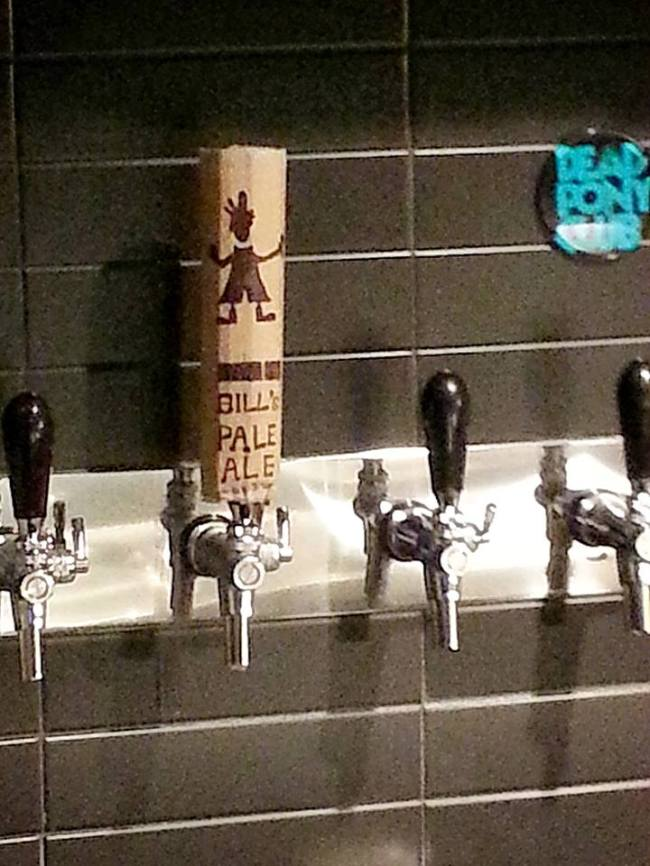 Korea Craft Beer Bill's Pale Ale