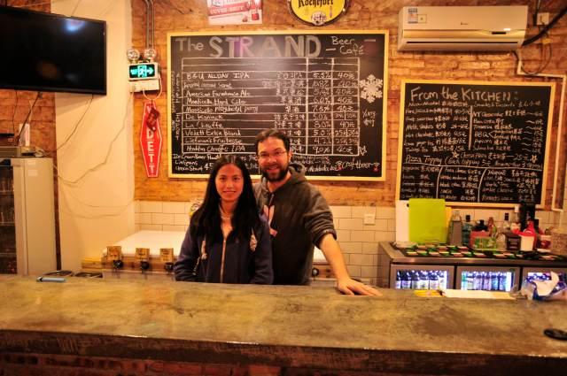 Craft Beer in Guangzhou China