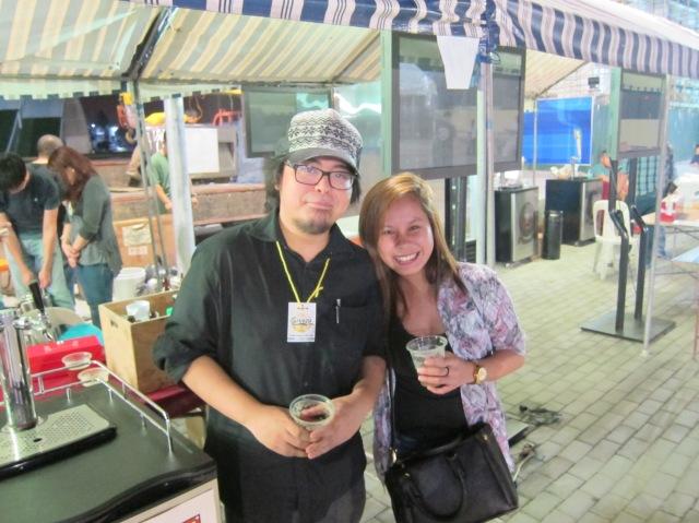 Katipunan Craft Ales at Cerveza