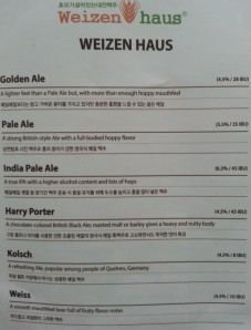 Brochure WeizenHaus
