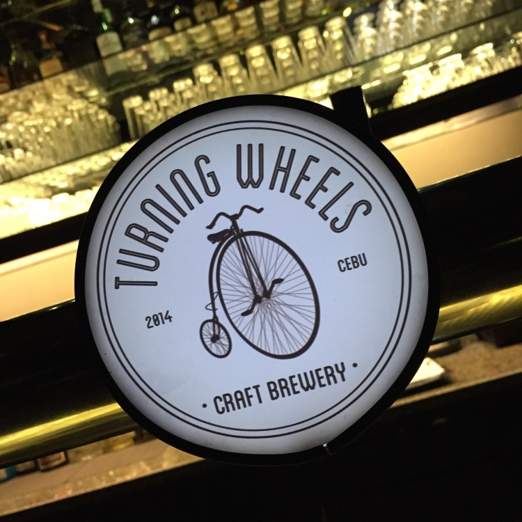 Turning Wheels Craft Brewing Cebu City Philippines