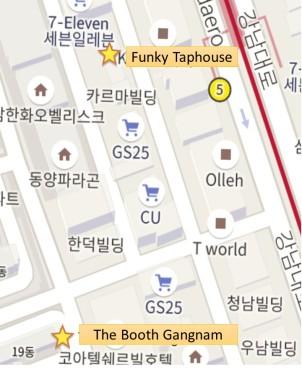 Gangnam SOuth