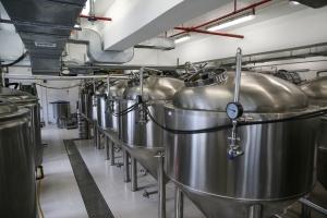 Black Kite - Brewery Interior