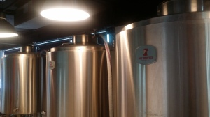 Fat Rooster Brewing Co - Brewery Equipment