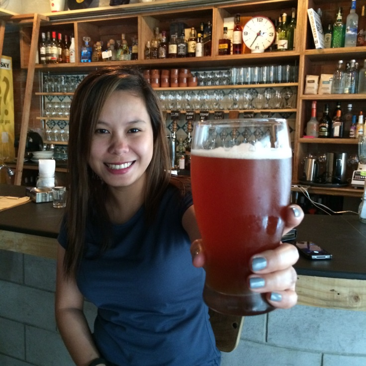 Big Bad Wolf offers a wide variety of local and imported craft beer in BGC The Fort.