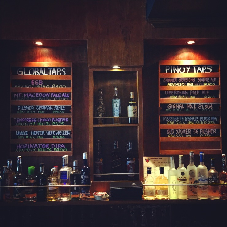 Bottle Shop BGC and Magellan's for Craft Beer in Manila Philippines
