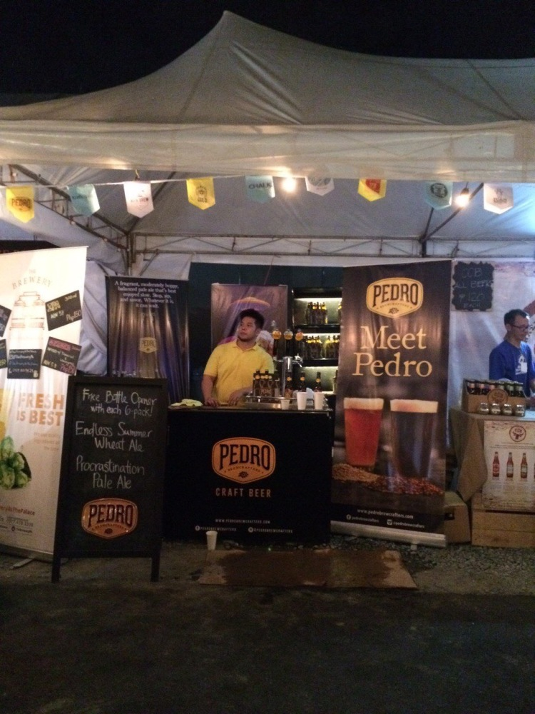 Brewfest MNL allowed Manila Craft Beer Fans to enjoy local and imported craft beer.