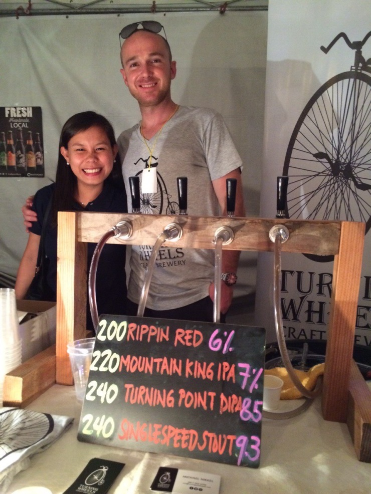 Craft Beer in The Philippines Turning Wheels Cebu