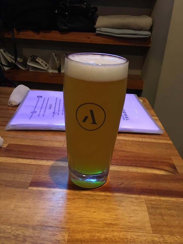 Brew Review: Abnormal Beer Co.'s 'Crushability'