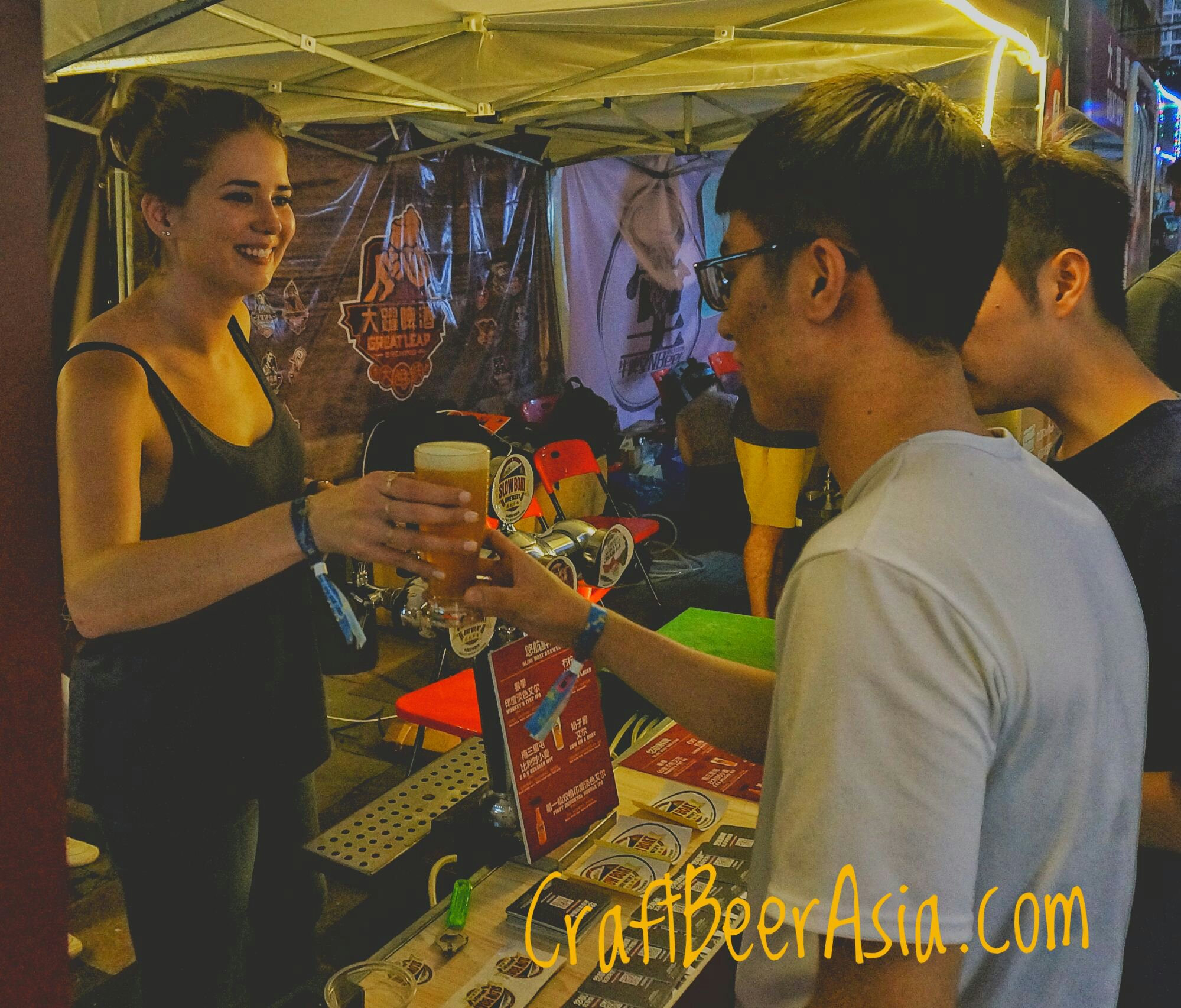 Shenzhen Craft Beer Fest: Day One Photo Album and Tips