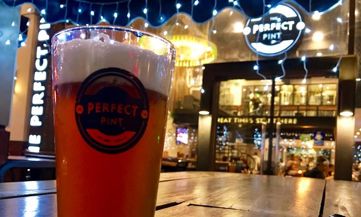 Manila, Craft Beer, Makati, Philippines, Perfect Pint