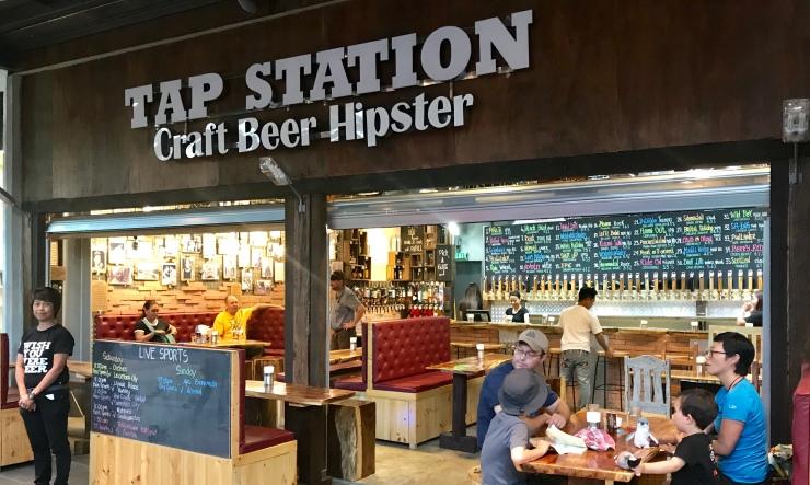 Tap station, manila, makati, Philippines, craft beer, Gotland