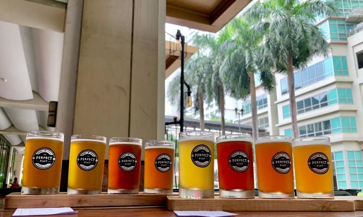 Perfect Pint, Craft Beer, Manila, Philippines, Makati