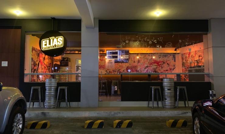 Wicked Elias, BF Homes, Parañaque, craft beer, Philippines, metro manila