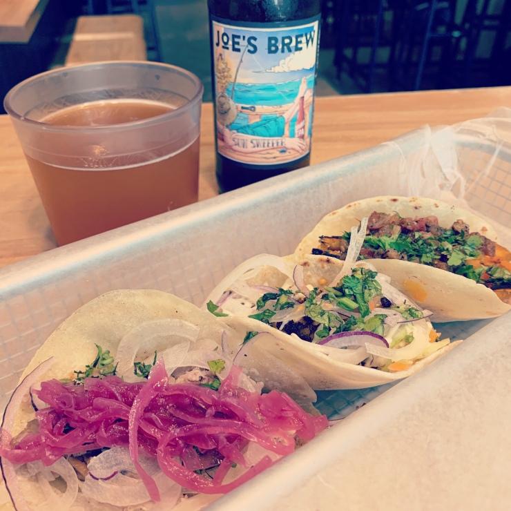 Tacos, craft beer, makati, manila, Philippines, Lagrima