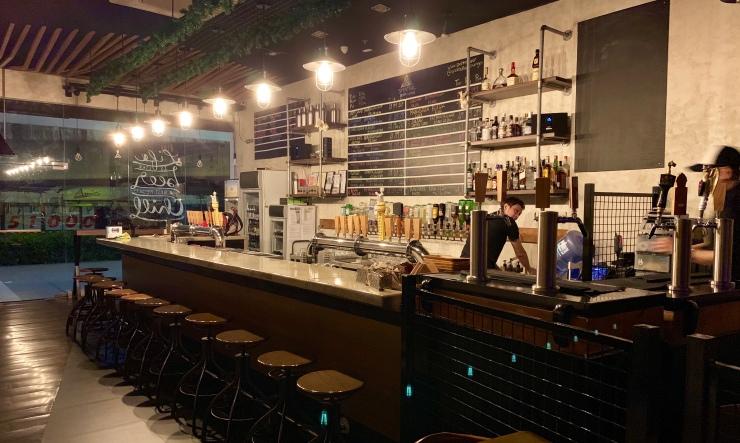 Spektral Beer Lounge, Makati, Metro Manila, Craft Beer, Philippines